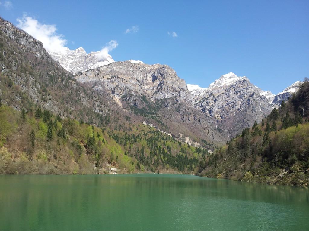 Lago della Stua, Val Canzoi, Parco Nazionale delle Dolomiti Bellunesi, 2013
