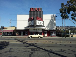 The Bal Theatre, San Leandro