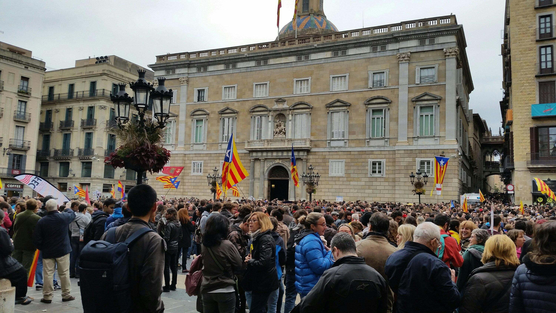 Revolution in Catalonia
