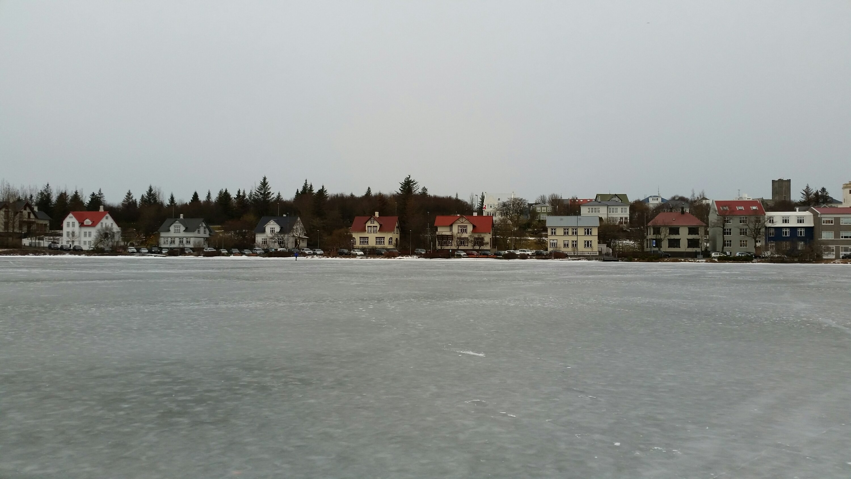 Reykjavík Frozen Pond