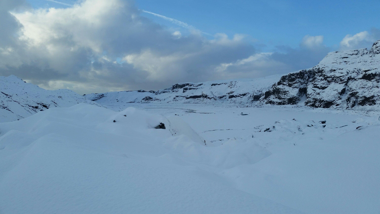 Sólheimajökul Glacier