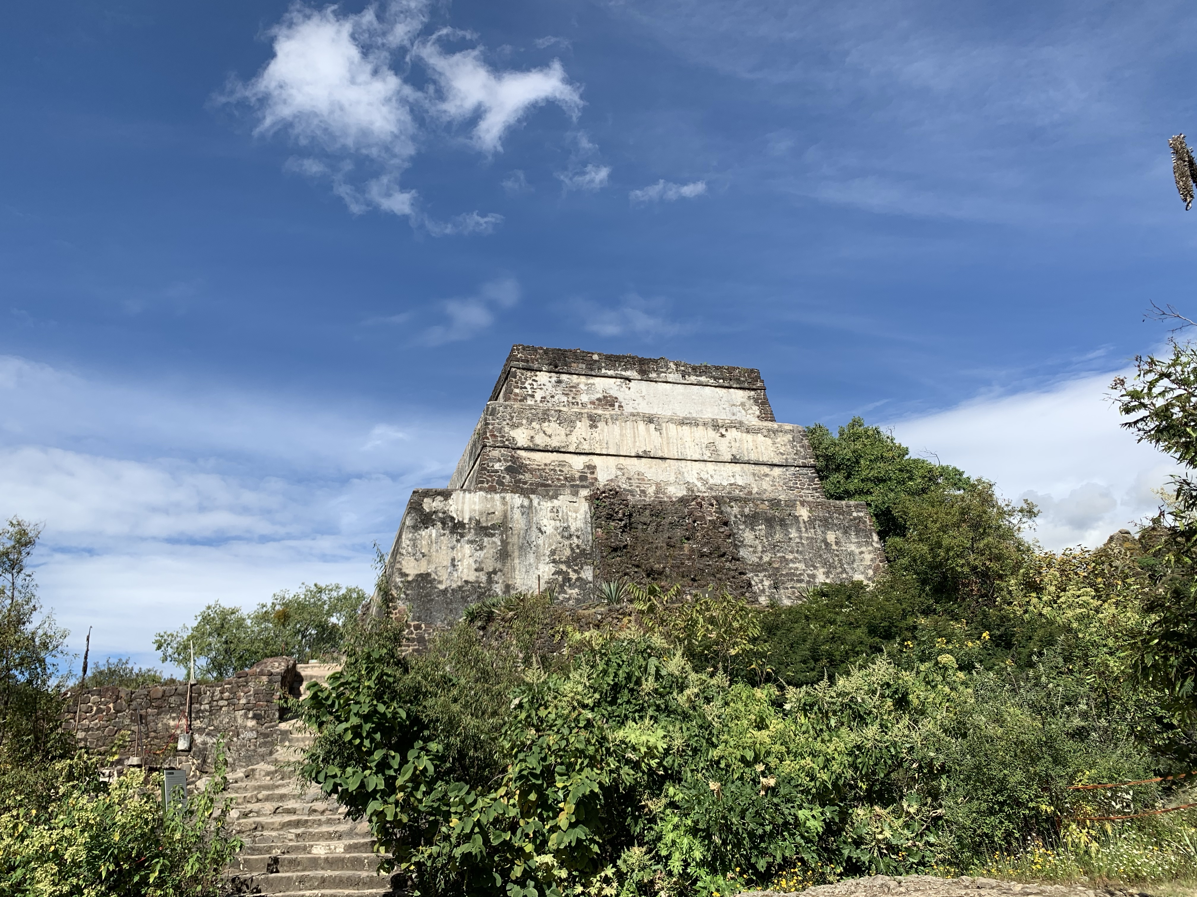 Pirámide Tepozteco